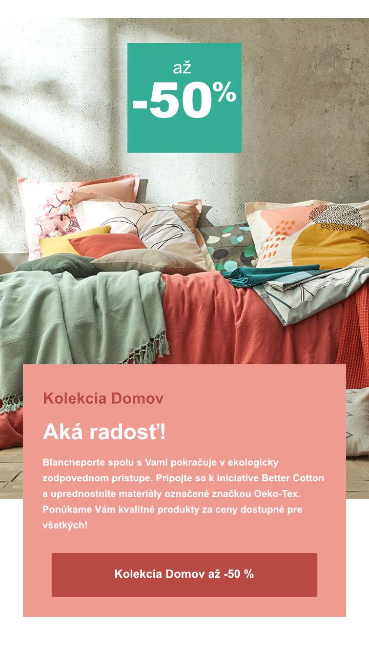 Kolekcia Domov